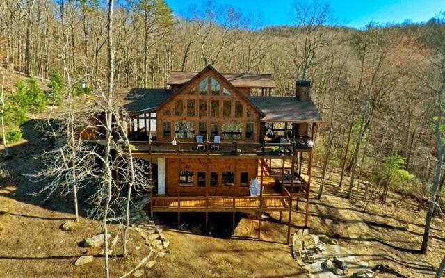 119 Green Ridge Overlook, Blue Ridge, GA 30513 (MLS #275702) :: RE/MAX Town & Country