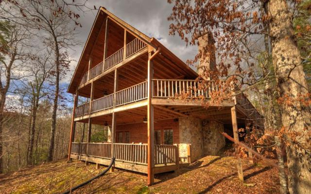 750 Wolf Creek Estates, Mineral Bluff, GA 30559 (MLS #275704) :: RE/MAX Town & Country