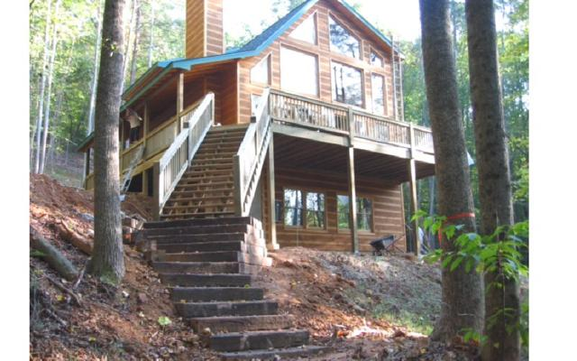 63 Lake Court, Ellijay, GA 30536 (MLS #275924) :: RE/MAX Town & Country
