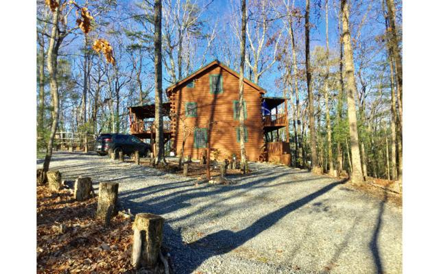 638 Abbott Top Rd, Ellijay, GA 30540 (MLS #275941) :: RE/MAX Town & Country