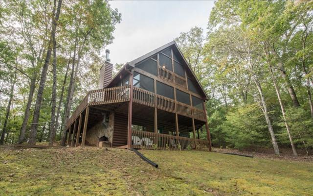 15 Snowbird Trail, Mineral Bluff, GA 30559 (MLS #275968) :: RE/MAX Town & Country
