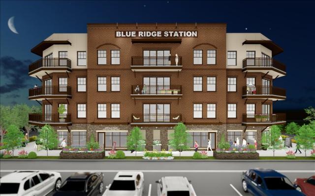 4A West Main Lofts, Blue Ridge, GA 30513 (MLS #276053) :: RE/MAX Town & Country