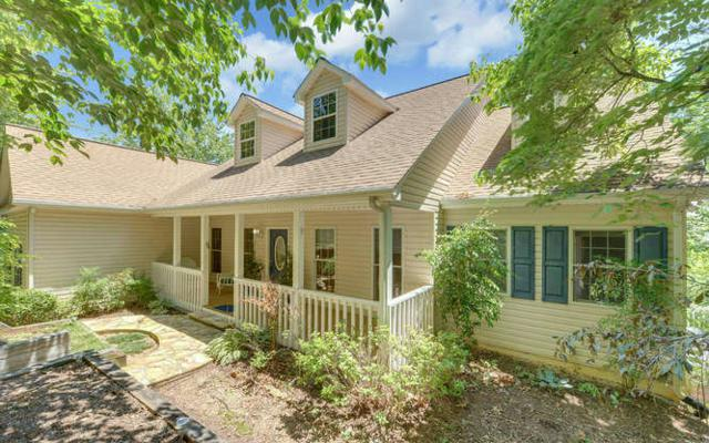1506 Honey Bee Ridge, Hiawassee, GA 30546 (MLS #276537) :: RE/MAX Town & Country