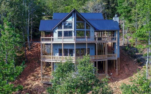 140 Newton Drive, Blue Ridge, GA 30513 (MLS #276572) :: RE/MAX Town & Country