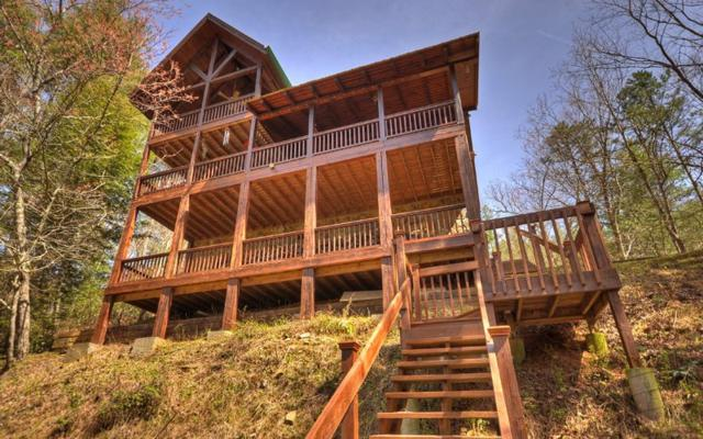 275 Cascade Point, Ellijay, GA 30540 (MLS #276758) :: RE/MAX Town & Country
