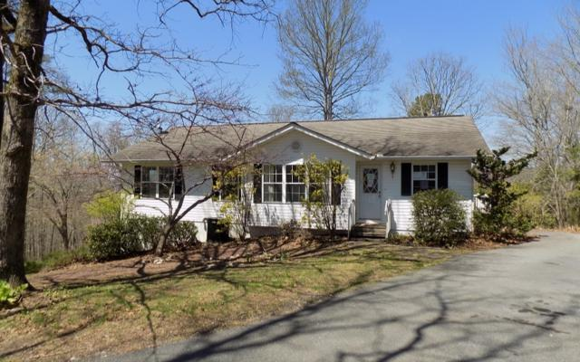 451 Hillside Drive, Warne, NC 28909 (MLS #276854) :: RE/MAX Town & Country