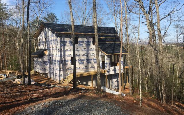 LOT 4 Bear Claw Ridge, Blue Ridge, GA 30513 (MLS #276918) :: RE/MAX Town & Country
