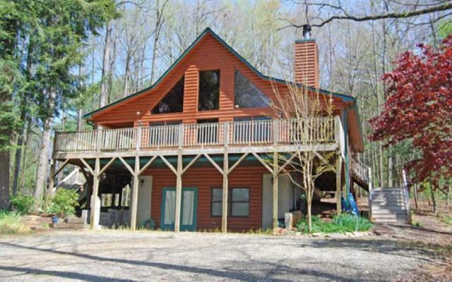 56 Smith Knob Road, Andrews, NC 28901 (MLS #277113) :: RE/MAX Town & Country
