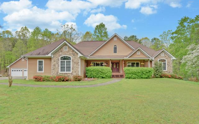 154 Clear Creek Valley, Ellijay, GA 30536 (MLS #277481) :: RE/MAX Town & Country