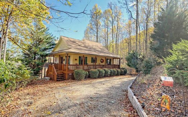 1109 Flat Rock Gap Rd, Blairsville, GA 30512 (MLS #277548) :: RE/MAX Town & Country