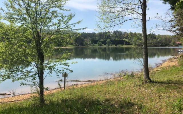 LOT10 Tallulah Landing, Blairsville, GA 30512 (MLS #277560) :: RE/MAX Town & Country