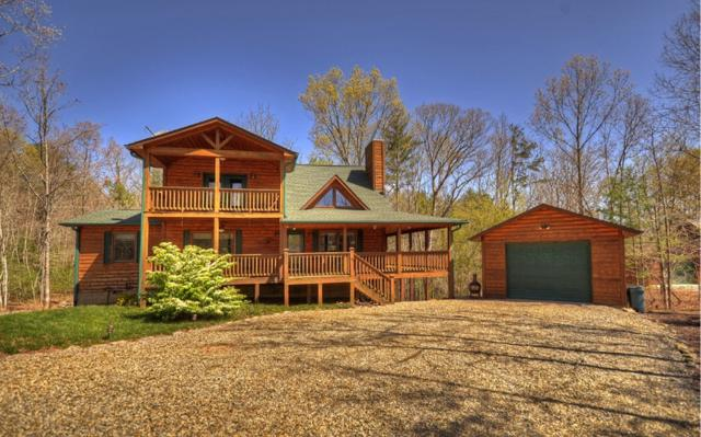 211 Wrought Iron Trail, Blairsville, GA 30512 (MLS #277563) :: RE/MAX Town & Country