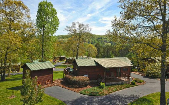 25 Moccasin Trail, Blairsville, GA 30512 (MLS #277627) :: RE/MAX Town & Country