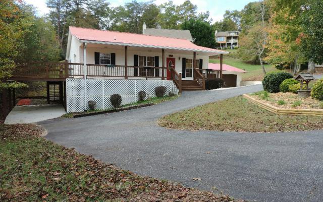 590 Sunnyside Shores Rd, Hiawassee, GA 30546 (MLS #277736) :: RE/MAX Town & Country