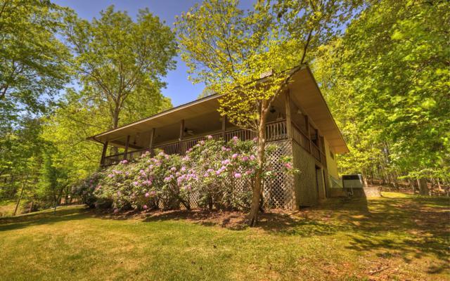428 Choctaw Drive, Ellijay, GA 30540 (MLS #277741) :: RE/MAX Town & Country
