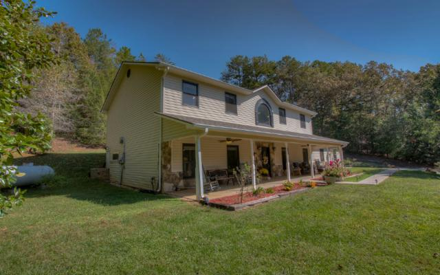 114 Fox Trail, Blue Ridge, GA 30513 (MLS #277763) :: RE/MAX Town & Country