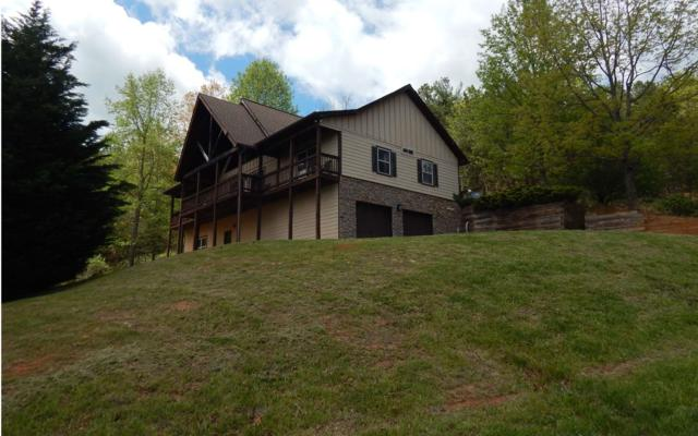 233 Summit Trace, Blairsville, GA 30512 (MLS #277794) :: RE/MAX Town & Country