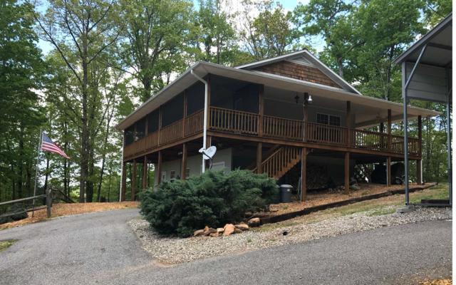 709 Virgil View Lane, Young Harris, GA 30582 (MLS #277809) :: RE/MAX Town & Country