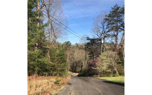 N Whispering Oaks Dr, Ellijay, GA 30540 (MLS #277870) :: RE/MAX Town & Country