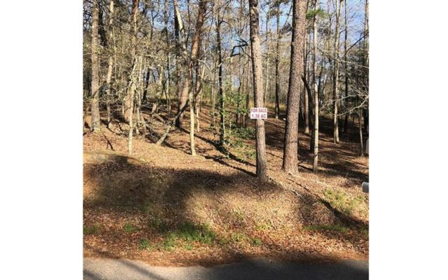 N Whispering Oaks, Ellijay, GA 30540 (MLS #277878) :: RE/MAX Town & Country