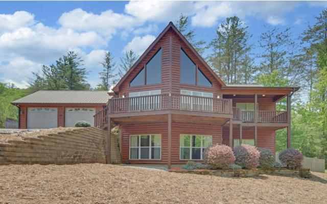 104 Red Twig Rd, Blairsville, GA 30512 (MLS #277927) :: RE/MAX Town & Country