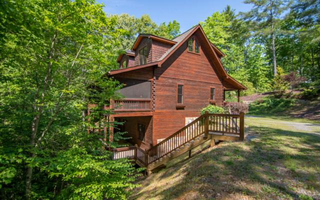 17 Leatherwood Mtn Rd, Cherry Log, GA 30522 (MLS #277937) :: RE/MAX Town & Country