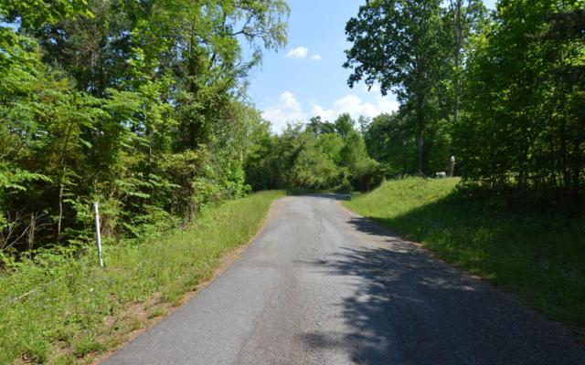 LOT 6 Tahlequah Ridge, Hayesville, NC 28904 (MLS #277986) :: RE/MAX Town & Country
