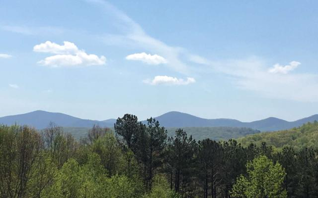 LOT99 The Hills Lane, Blairsville, GA 30512 (MLS #278205) :: RE/MAX Town & Country