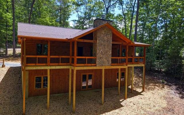 LT 21 My Forest, Morganton, GA 30560 (MLS #278269) :: RE/MAX Town & Country