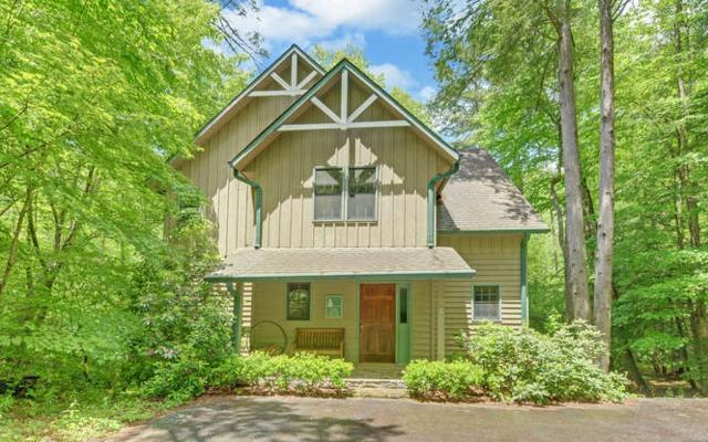 274 Cooper Creek Drive, Suches, GA 30572 (MLS #278311) :: RE/MAX Town & Country