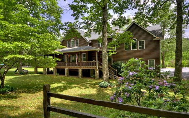 547 Toccoa River Ln, Mineral Bluff, GA 30559 (MLS #278315) :: RE/MAX Town & Country