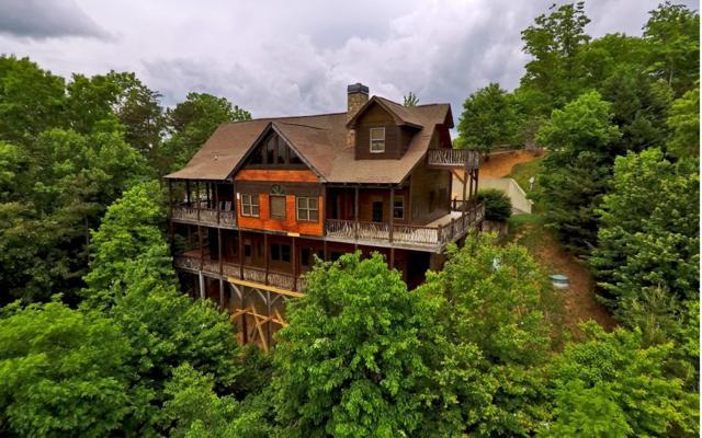 530 Deercrest Overlook, Blue Ridge, GA 30513 (MLS #278327) :: RE/MAX Town & Country