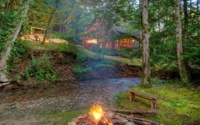 143 Barnes Creek Drive, Ellijay, GA 30540 (MLS #278333) :: RE/MAX Town & Country