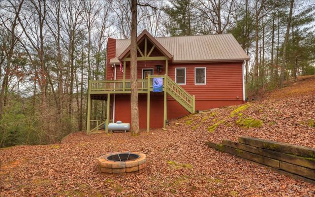 27 Alpine Dr, Ellijay, GA 30540 (MLS #278335) :: RE/MAX Town & Country