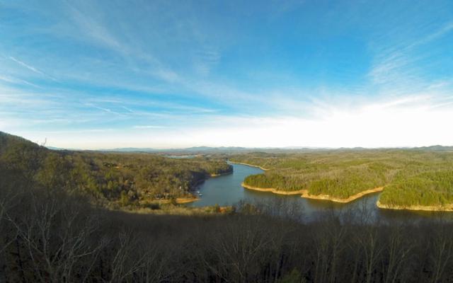 L 147 Necowa Cove, Blue Ridge, GA 30513 (MLS #278610) :: RE/MAX Town & Country