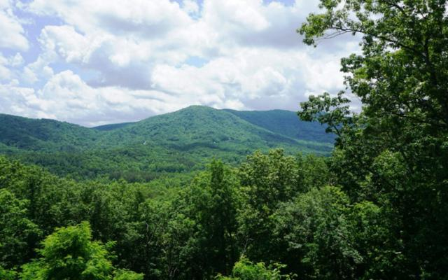 L 13 Overlook Way, Blue Ridge, GA 30513 (MLS #278718) :: RE/MAX Town & Country