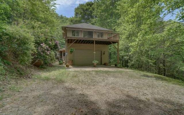 157 Brown Mountain Trail, Suches, GA 30572 (MLS #278735) :: RE/MAX Town & Country