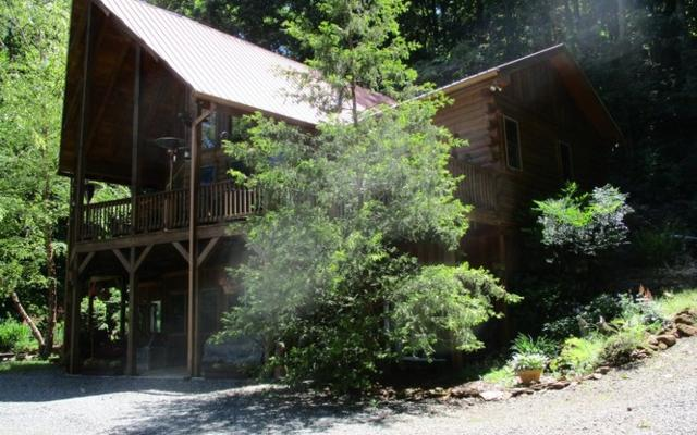 4256 Rocky Knob Drive, Young Harris, GA 30582 (MLS #278794) :: RE/MAX Town & Country