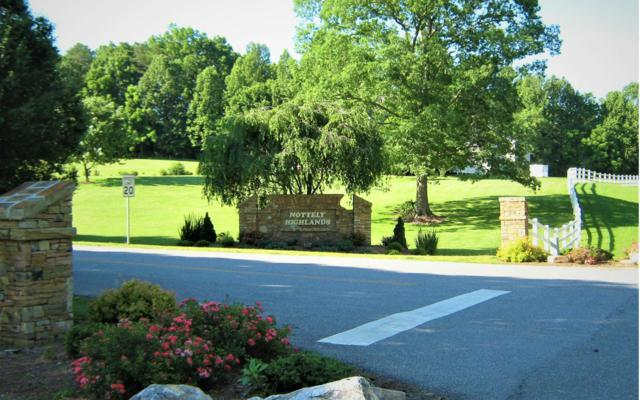 LT36 Nottely Highlands, Blairsville, GA 30512 (MLS #278808) :: RE/MAX Town & Country