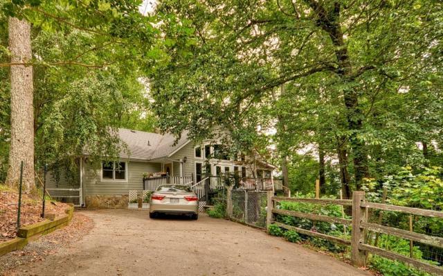 1765 Walnut Ridge, Ellijay, GA 30536 (MLS #278911) :: RE/MAX Town & Country