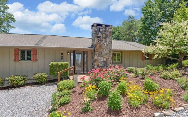 897 Smokerise Drive, Hayesville, NC 28904 (MLS #278925) :: RE/MAX Town & Country