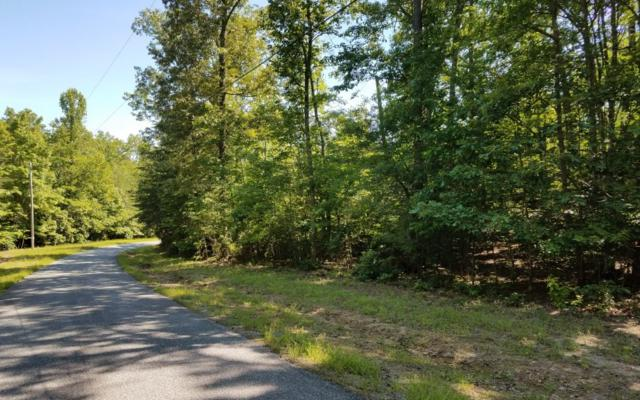 7 & 8 Pheasant Trail, Warne, NC 28909 (MLS #278932) :: RE/MAX Town & Country