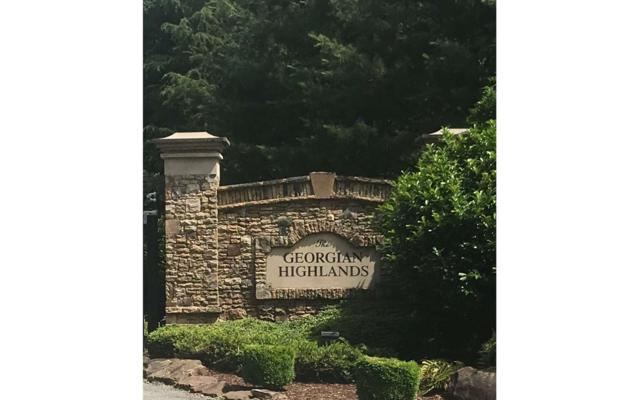 Lot 107 Cloudland Dr, Ellijay, GA 30540 (MLS #278936) :: RE/MAX Town & Country