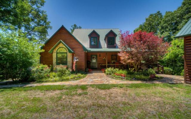 88 The Bluff, Morganton, GA 30560 (MLS #278939) :: RE/MAX Town & Country