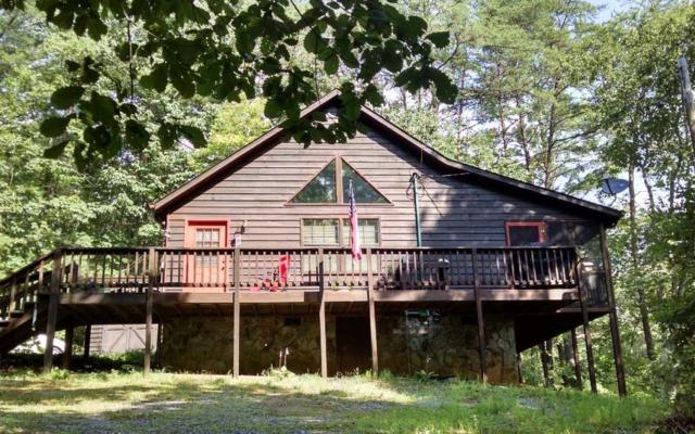 334 Oak Loop, Mineral Bluff, GA 30559 (MLS #279032) :: RE/MAX Town & Country