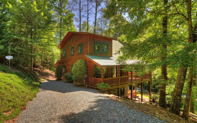 668 White Pine Trail, Suches, GA 30572 (MLS #279288) :: RE/MAX Town & Country
