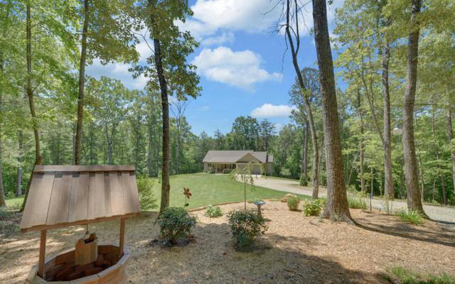 531 Old Cherokee Rd, Blairsville, GA 30512 (MLS #279316) :: RE/MAX Town & Country