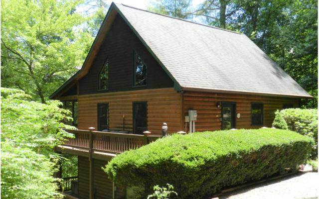 57 Twin Creeks, Blue Ridge, GA 30513 (MLS #279385) :: RE/MAX Town & Country