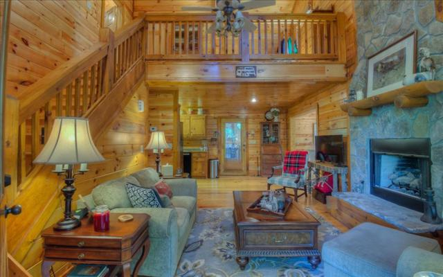 138 Rippling Waters Road, Blairsville, GA 30512 (MLS #279558) :: RE/MAX Town & Country
