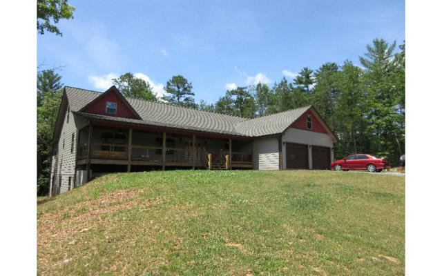 76 Bobby Franklin Dr, Mineral Bluff, GA 30559 (MLS #279745) :: RE/MAX Town & Country